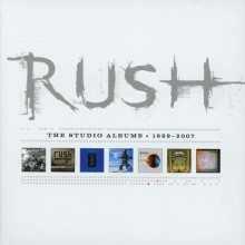 Rush (Band) - The Studio Albums 1989 - 2007