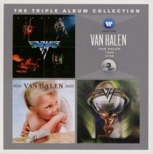 Van Halen - The Triple Album Collection