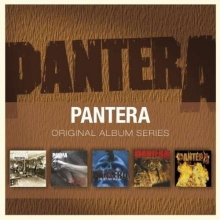 Pantera - Original Album Series