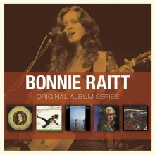 Bonnie Raitt - Original Album Series