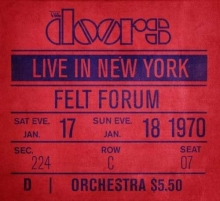 Live In New York - de Doors.