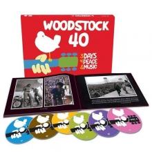 Woodstock - Woodstock: 40th Anniversary (Boxset)