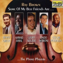 Some Of My Best Friends Are... Piano Players - de Ray Brown