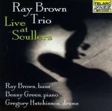 Live At Scullers - de Ray Brown