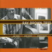 Live At Starbucks - de Ray Brown