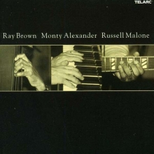 Ray Brown - Ray Brown / Monty Alexander / Russell Malone