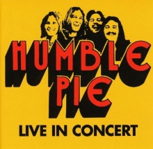 Humble Pie - Live In Concert