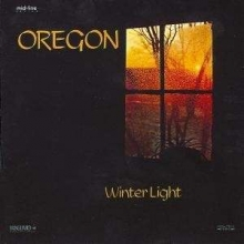 Winter Light - de Oregon