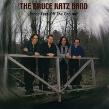Three Feet Off The Ground - de Bruce Katz Band