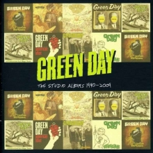 Studio Albums 1990-2009 - de Green Day