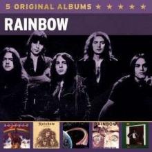 5 Original Albums - de Rainbow