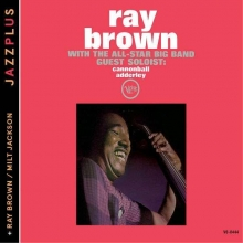 With The All Star Big Band / Ray Brown & Milt Jackson - de Ray Brown