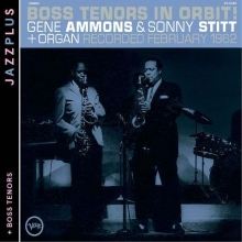 Boss Tenors In Orbit! / Boss Tenors - de Gene Ammons