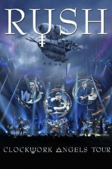 Rush (Band) - Clockwork Angels Tour 2012 - Amaray Case