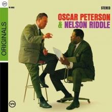 Oscar Peterson & Nelson Riddle - de Oscar Peterson