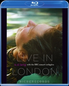 Live In London With The BBC Concert Orchestra 2008 - de K. D. Lang
