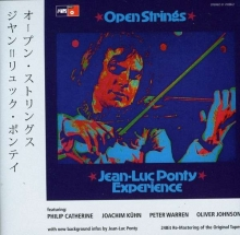 Jean Luc Ponty - Open Strings