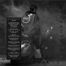 Quadrophenia  -  Super Deluxe - de Who.