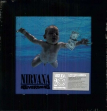 Nevermind - Remastered -  Limited Super Deluxe Edition - de Nirvana