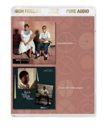 Ella Fitzgerald & Louis Armstrong - Ella & Louis / Ella & Louis Again
