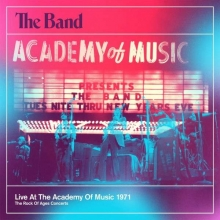 Live At The Academy Of Music 1971 - de The Band