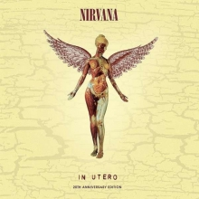 Nirvana - In Utero - 20th Anniversary - 33/45 RPM - 180 gr