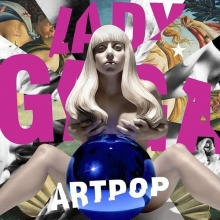 Lady Gaga - Artpop - Limited Deluxe Edition - CD + DVD