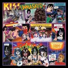Unmasked - de Kiss