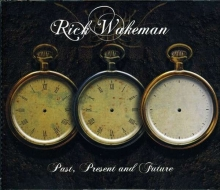 Past, Present And Future - de Rick Wakeman