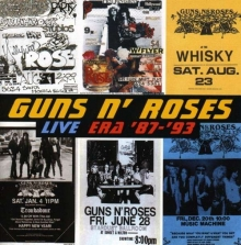 Guns N' Roses - Live Era '87 - '93