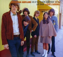 Live At Fillmore Auditorium 15.10.1966 - de Jefferson Airplane