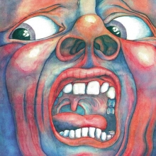 In The Court Of The Crimson King - de King Crimson