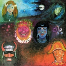 In The Wake Of Poseidon - de King Crimson