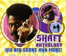 Isaac Hayes - Shaft Anthology: His Big Score And More