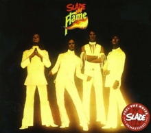 Slade (Glam-Rock) - Slade In Flame