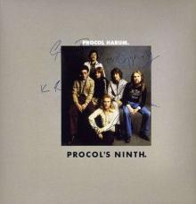 Procol's Ninth - de Procol Harum