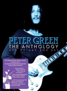 The Anthology - Deluxe Box - de Peter Green
