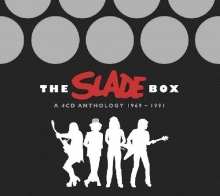 The Slade Box: 4 CD Anthology 1969 - 1991 - de Slade (Glam-Rock)