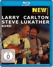 The Paris Concert - de Larry Carlton