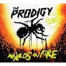Worlds On Fire - CD + DVD - de Prodigy