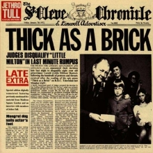 Thick As A Brick - de Jethro Tull