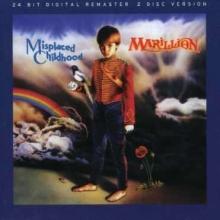 Misplaced Childhood + Bonus-Disc - de Marillion