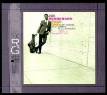 Page One (Rudy Van Gelder Remasters) - de Joe Henderson