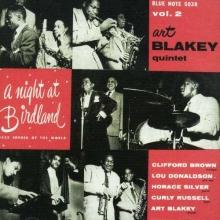 A Night At Birdland Vol.2  - de Art Blakey