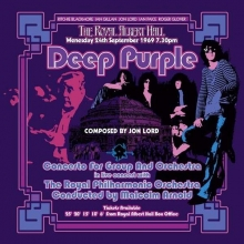 Concerto For Group And Orchestra - de Deep Purple