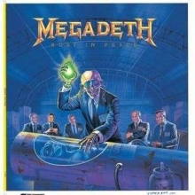 Rust In Peace - de Megadeth
