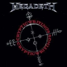 Cryptic Writings - de Megadeth