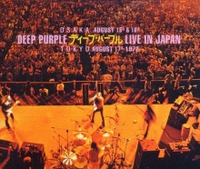 Live In Japan '72 - de Deep Purple