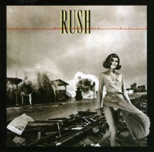 Permanent Waves - de Rush (Band)