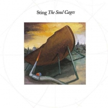 The Soul Cages - de Sting